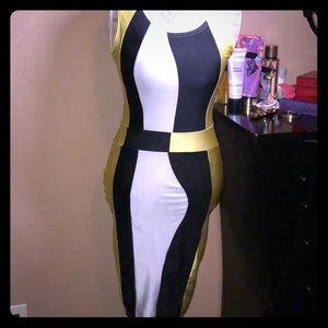 Color Block dress!